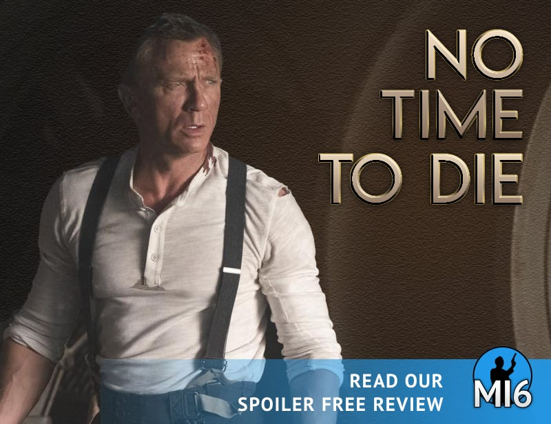 Our Spoiler Free No Time To Die Review