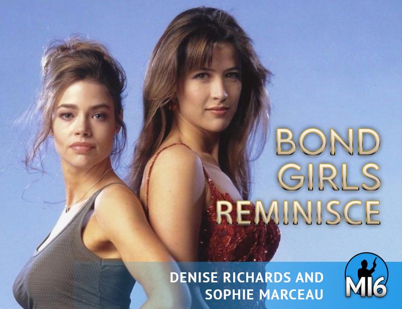 Bond girls reminisce