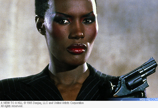 Grace Jones May Day