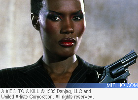 Grace Jones A View To A Kill