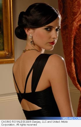 Eva Green as Vesper Lynd in Casino Royale