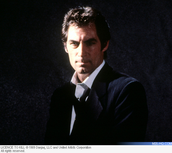Timothy Dalton Licence To Kill