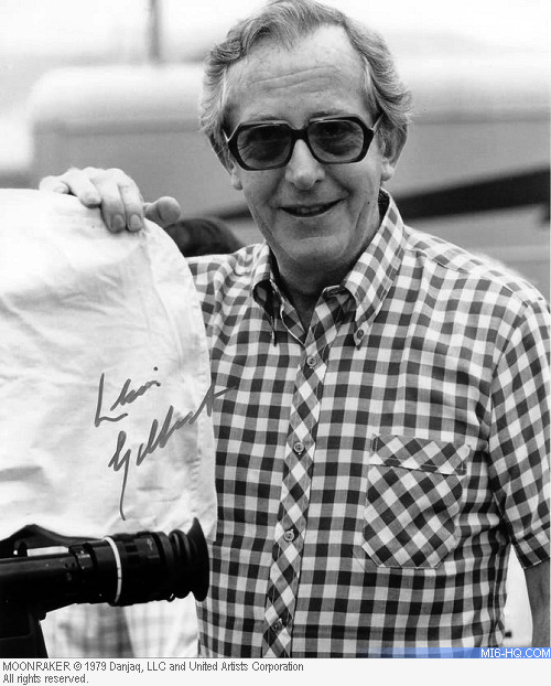 James Bond director Lewis Gilbert
