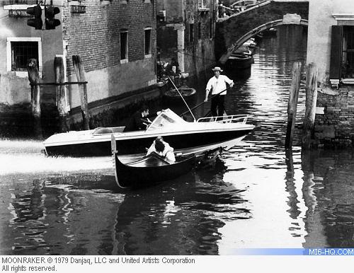 Moonraker 1979 Venice