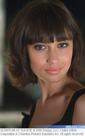 Olga Kurylenko as Camille in Quantum of Solace