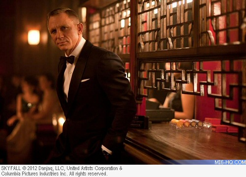 James Bond in Macau