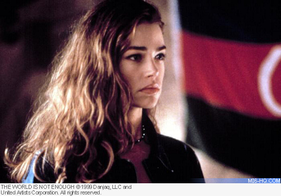 Denise Richards Christmas Jones