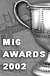 MI6 Reader Awards 2002 - Results