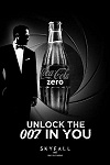 Coke 007 Challenge Videos