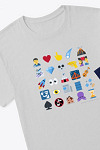 James Bond Emoji T-Shirts