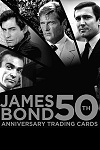 50th Anniversary - Trading Cards Preview