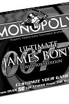 Win Ultimate James Bond Collectors Edition Monopoly