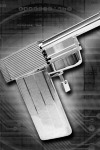 Golden Gun Prop Replica