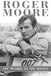 Win Signed Sir Roger Moore Autobiography