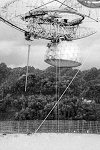 The World Of James Bond Movies - Arecibo Observatory