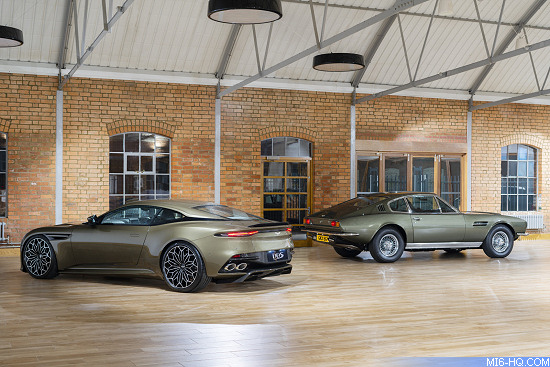 Aston Martin future with James Bond