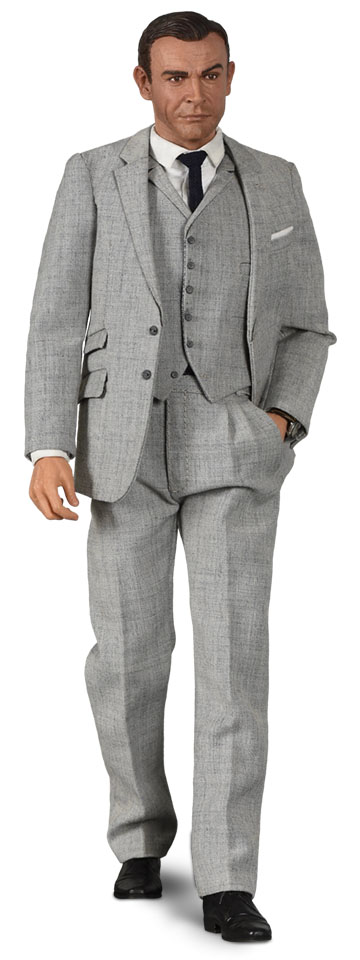 1:6 scale James Bond figure Big Chief Studios