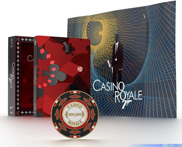 Casino Royale on 4K Ultra HD