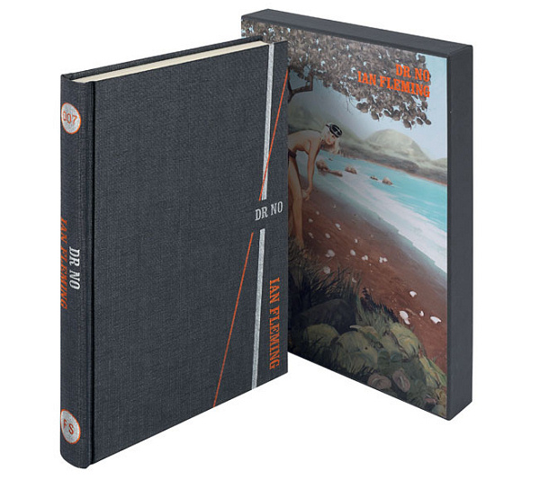Dr No Folio Society