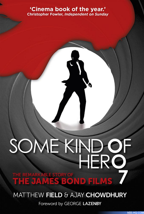 Some Kind Of Hero paperback cover