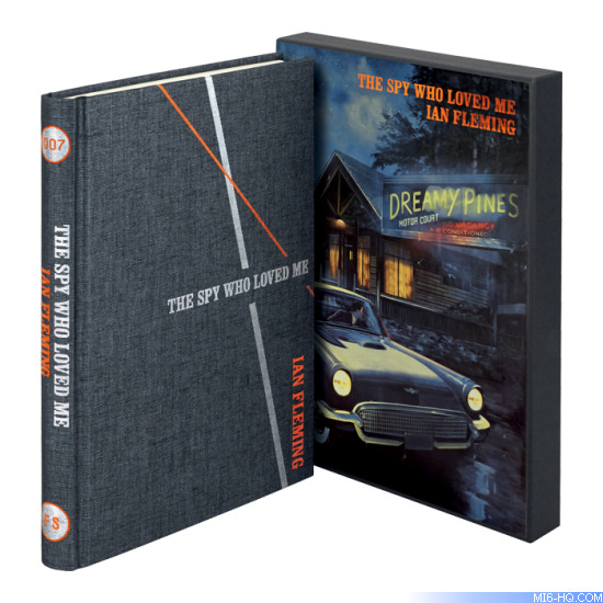The Spy Who Loved Me Folio Edition