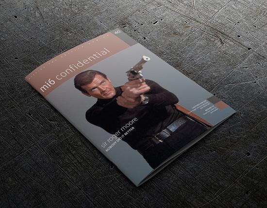MI6 Confidential Magazine issue 40