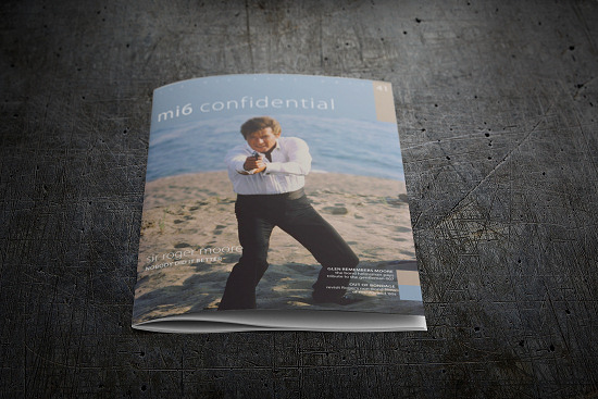 MI6 Confidential Magazine issue 41