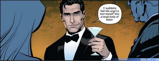 James Bond Hammerhead
