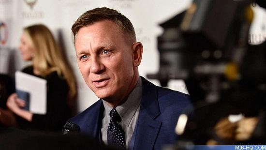 Daniel Craig 2018