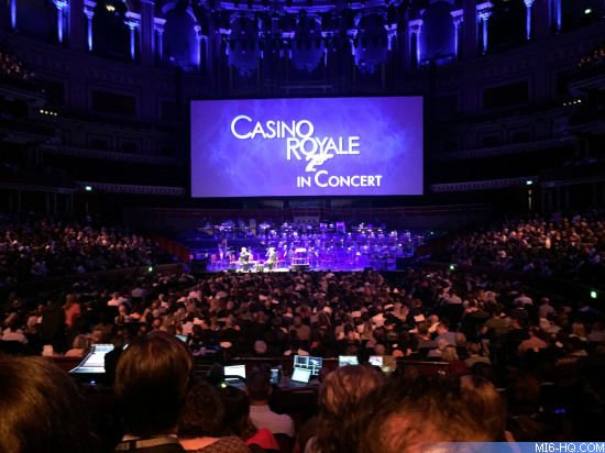 Casino Royale In Concert