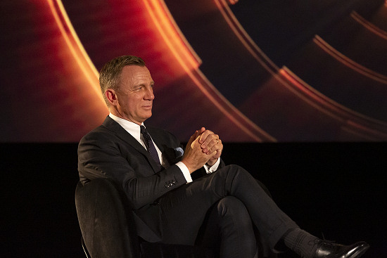 Daniel Craig in Conversation at BAFTA 2021