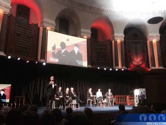 Fleming vs Le Carre debate in London