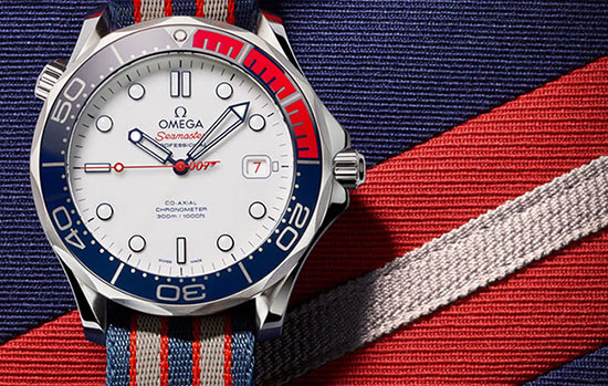 Omega Seamaster Commander's Watch Bracelet