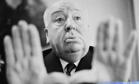 Alfed Hitchcock