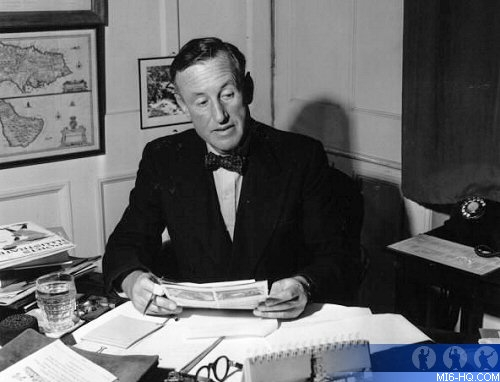 Ian Fleming, James Bond creator