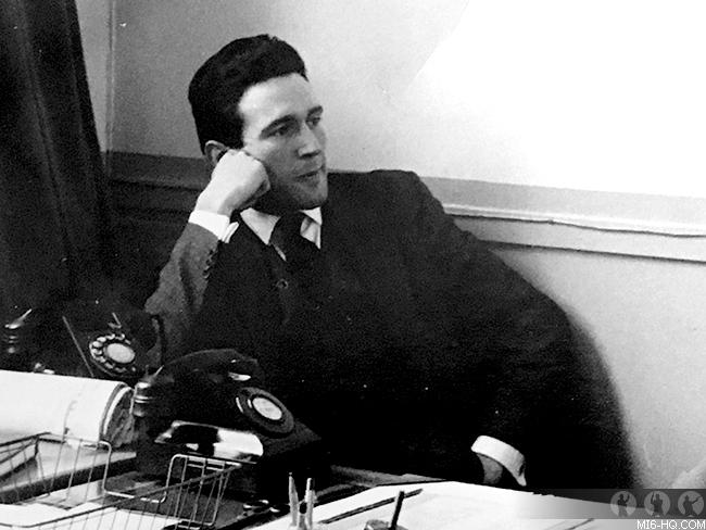 John Pearson, author of the Life of Ian Fleming