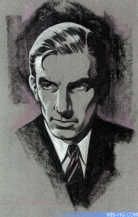 James Bond drawn by Mike Grell