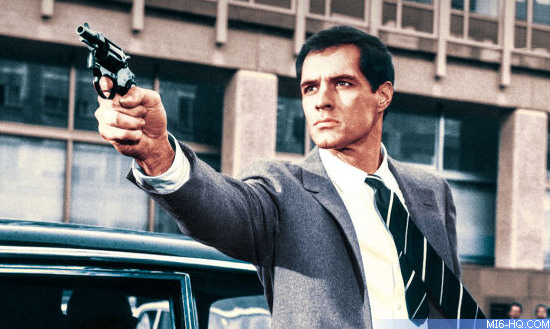 John Gavin James Bond Diamonds Are Forever 007