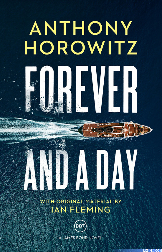 MI6 Confidential magazine Anthony Horowitz interview Forever And A Day