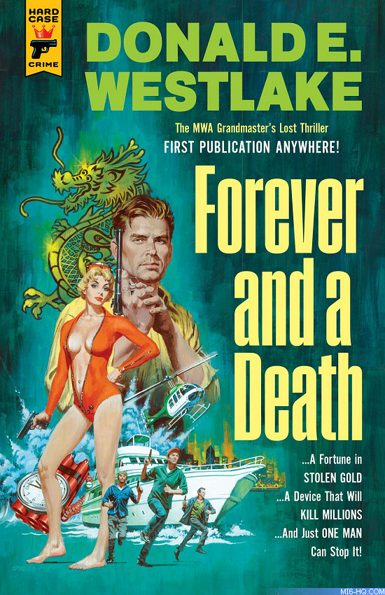 Forever And A Death book cover Donald E. Westlake
