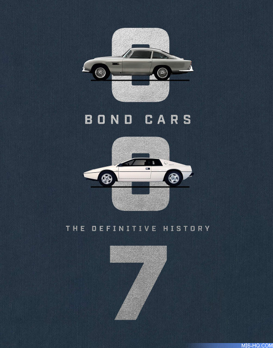 Bond Cars: The Definitive History - BBC Books