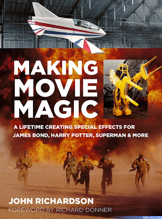 Making Movie Magic by John Richardson