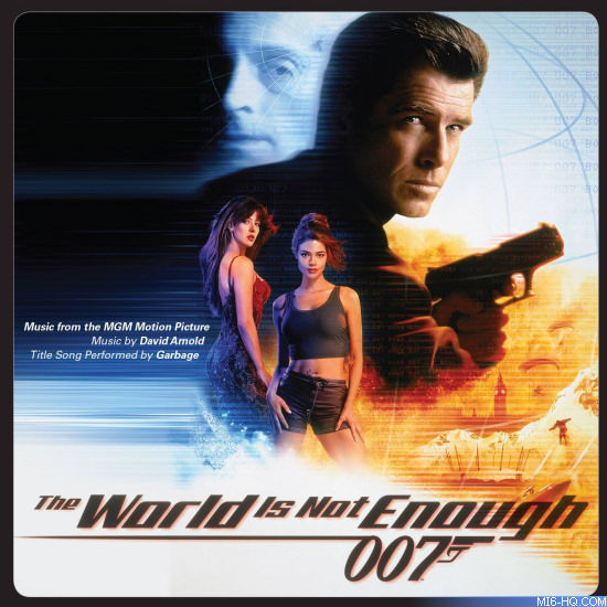 The World Is Not Enough expanded soundtrack score David Arnold