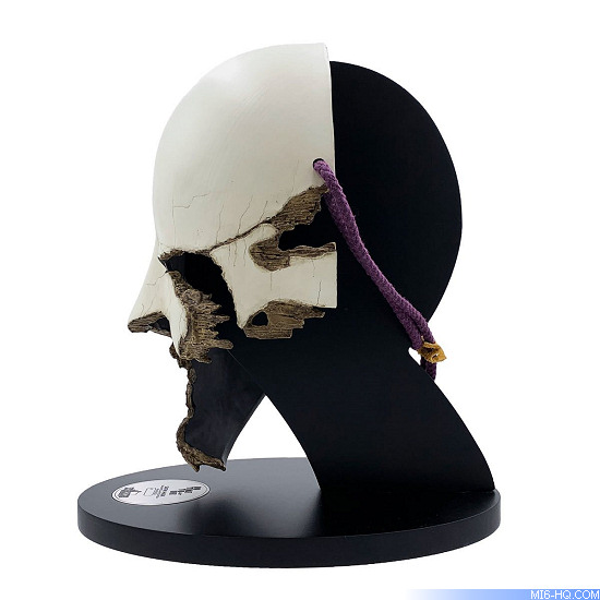 James Bond - No Time To Die Safin Mask Limited Edition Prop Replica Fragmented Version
