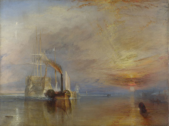 Turner's Fighting Temeraire