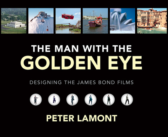 Peter Lamont - The Man With The Golden Eye