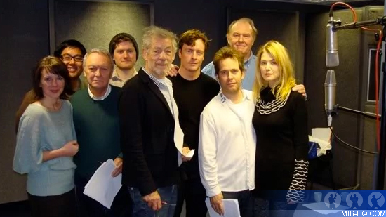 Goldfinger radio play cast