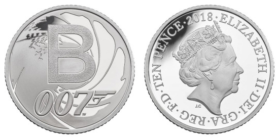 007 Royal Mint Coin The Royal Mint Has Launched The