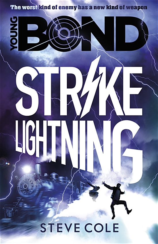 Young Bond Strike Lightning