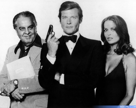 The Spy Who Loved Me world premiere 7th July 1977